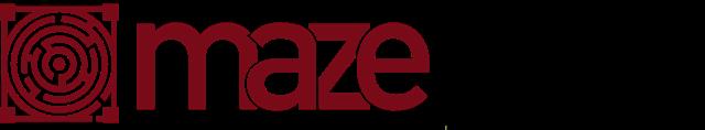 Maze Rattan - Rehau White 4 Seat Round Dining Set
